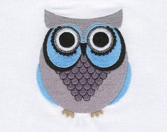 Owl Hoots 01