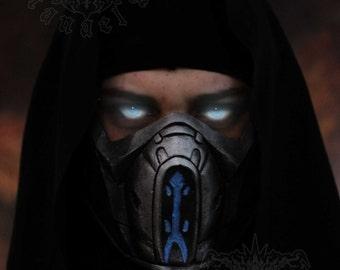 Mortal Kombat X Sub Zero mask Cosplay