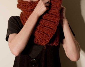 Fashionable round scarf