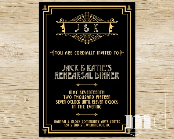Favorite Things Party Invitation for luxury invitations template