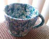 SALE!!! Handmade Vintage Mug