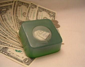 Money Soap Unique gift giving with gentle glycerin soap embedded with real Money