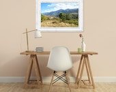 Pyrenees Mountains, French Countryside, Room Decor, France, Photography, Large Print Wall Art