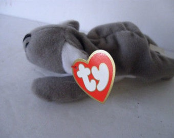 TY Teenie BEANIE BABY Mel 1993 Vintage Collectible ms-136 cl22