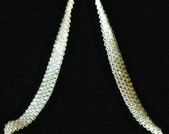 Peyote Bangle Bracelets