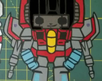 Starscream Magnet