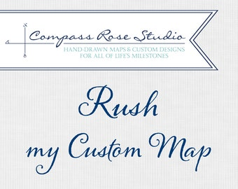 RUSH - Custom Map Design & Production
