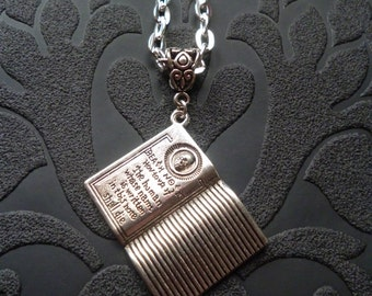 Deathnote necklace