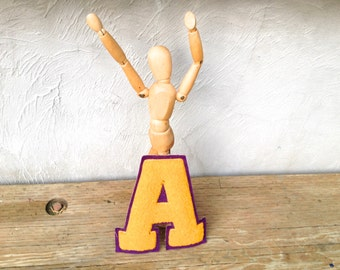 Athletic Letter A