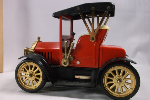 old ford model t 1917 toy size car working am by retroricks. Black Bedroom Furniture Sets. Home Design Ideas