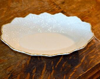 Vintage Lenox Bone China Candy Dish