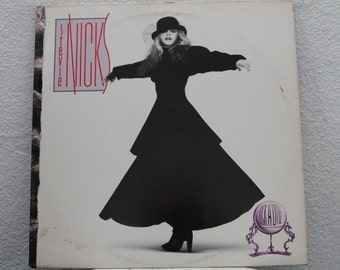 "Stevie Nicks - ""Rock a Little"" vinyl record w/ Original Inner Sleeve"