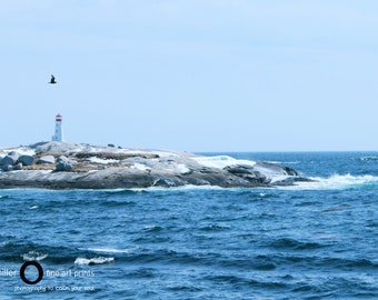 Fine Art Photograph - Ocean Photography - Oceanscape - wall art - Art Print - home decor - atlantic canada - quaint - atlantic ocean - ocean