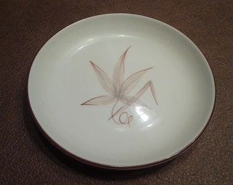 On Sale Winfield China Dragon Flower Replacement Salad Plate Vintage Kitchen Collectible Dish