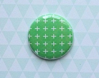"Badge 1 ""whiter background Green"