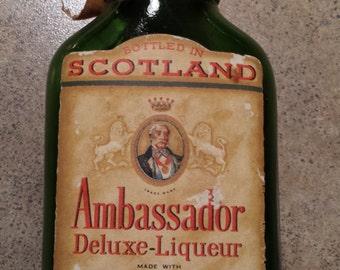 1964 Worlds Fair Liquor Bottle