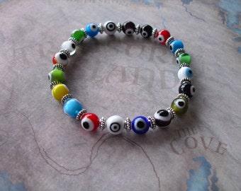 Mal de Ojo bracelet