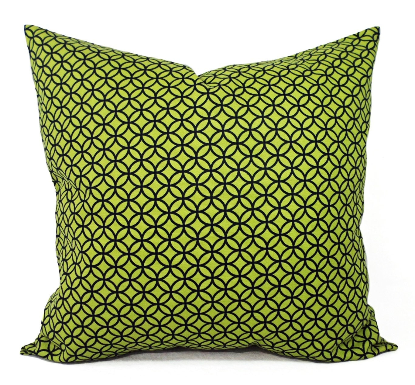 Decorative Throw Pillows Clearance : CLEARANCE Green Pillow Cover Decorative Pillow Cover