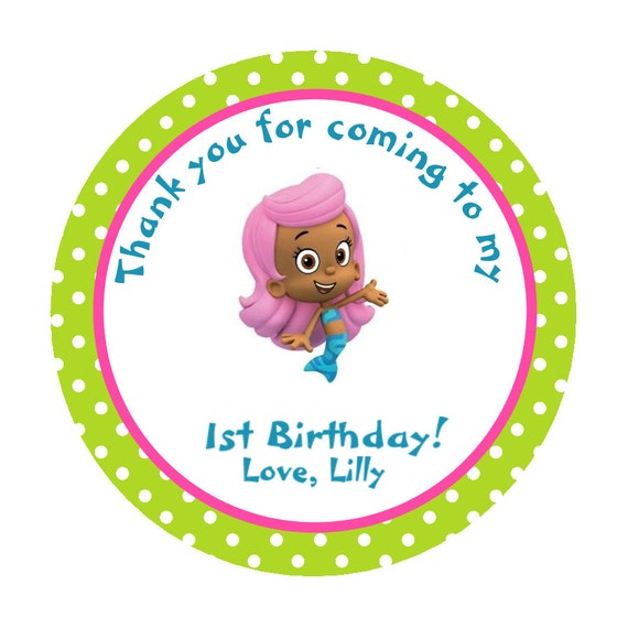 Custom Bubble Guppies Invitations is best invitations example