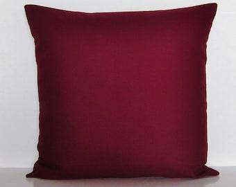 throw pillows for burgundy sofa
