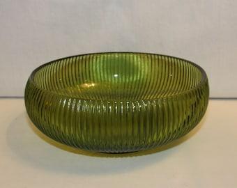 E. O. Brody Emerald Green Dish 60s
