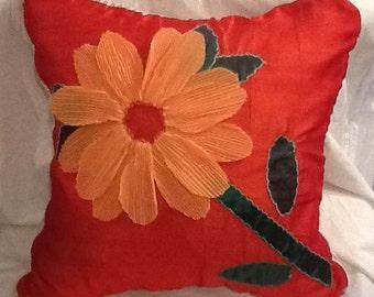 Samiomor - Sunflower Pillow