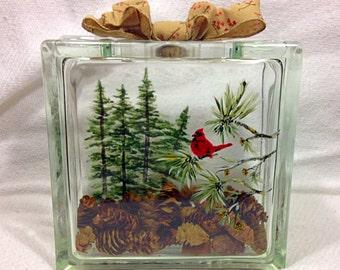 Cardinal Glass Block