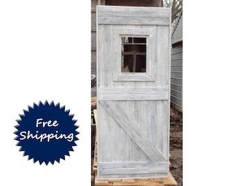 barn door room divider made to order from by. Black Bedroom Furniture Sets. Home Design Ideas