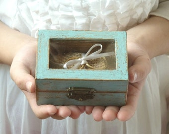 Wedding Ring Bearer Pillow Box Beach Ring Bearer Box Rustic Wedding Decor Burlap Wedding Ring Box Wedding Ring Pillow Ring Holder
