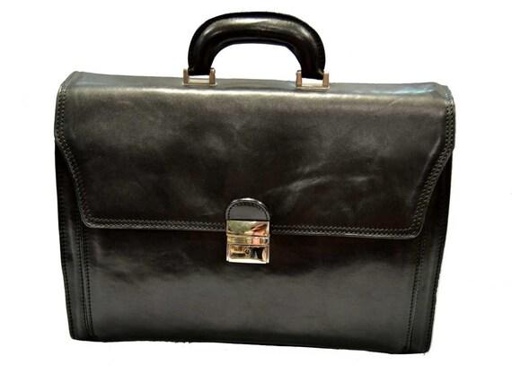 Borsa pelle valigetta 24 ore uomo donna cartella cb3129c303a