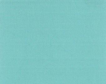 1/2 Yard - Bella Solid Spray Blue Fabric - 9900 263