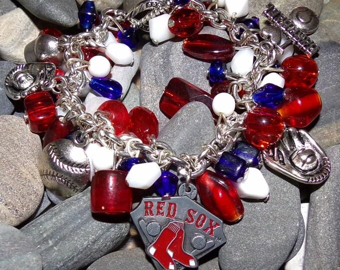 Red Sox Bracelet
