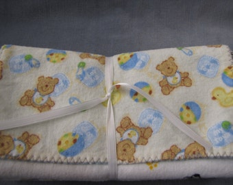 Cloth wipes 12 count -Washable and Earth friendly!