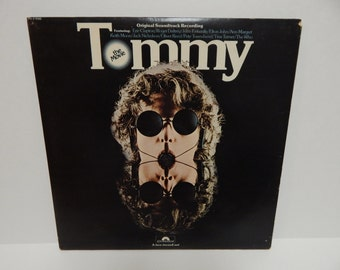 The Who Tommy Original Soundtrack Recording 2LP Vinyl Record LP