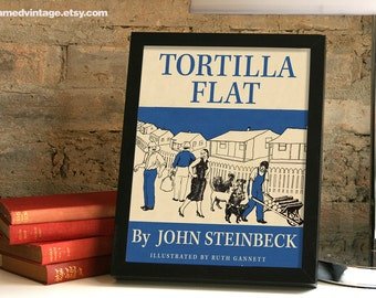 the importance of the idea of leadership in tortilla flat by john steinbeck ― john steinbeck, tortilla flat quiet heroism and leadership theme inhabited my brain six tips on writing from john steinbeck abandon the idea that you.