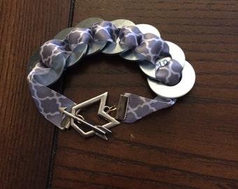 Arrow Washer Bracelet