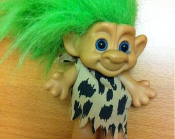 Troll Doll / Forest Troll Doll / Christmas Troll Doll
