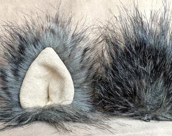 Gray Wolf Ears-1