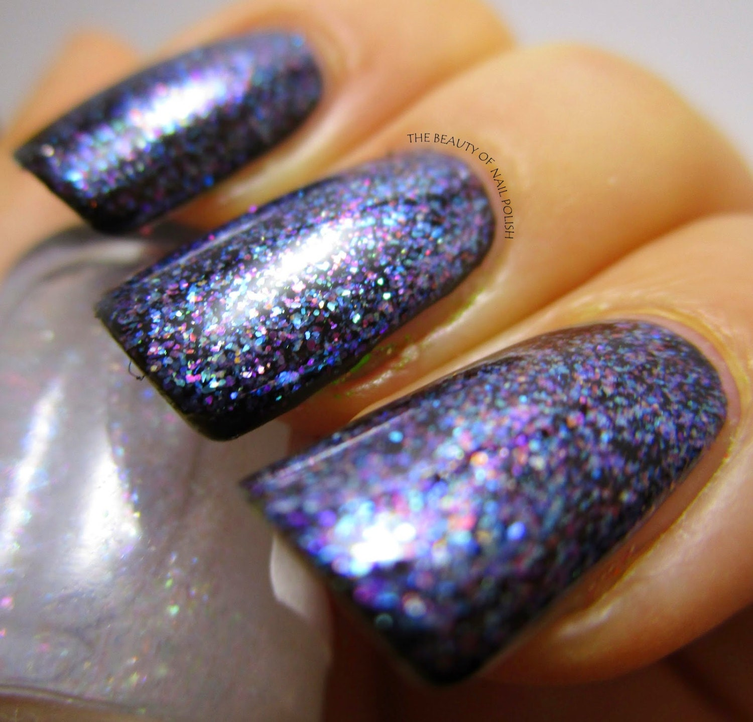 Opalescent Nail Polish: Chandeliers & Pendant Lights