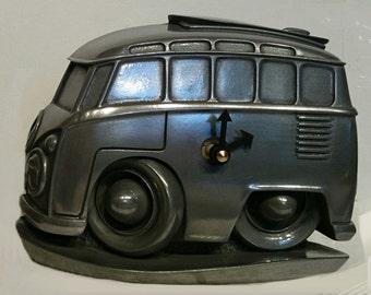 Volkswagen Splitty Clock