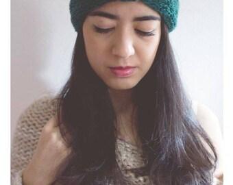 Bonnet Ania (style turban)