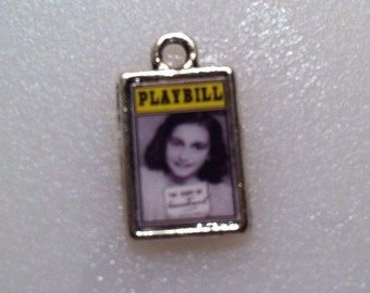 Theater / Show Charm - Playbill Play Bill - Diary of Anne Frank