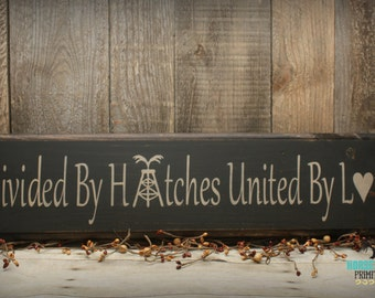 Oilfield Wife Gift, Rustic, Oilfield Wife, Divided By Hitches United By Love