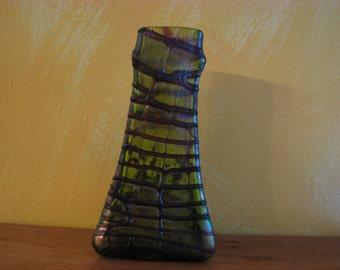 "6 1/2"" Loetz Vase"