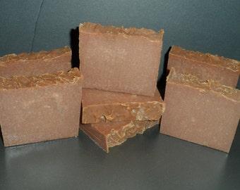 Amber Soap - Vanilla Soap - Amber Vanilla Soap - Amber Musk Soap - Vanilla Musk Soap - Musk Vanilla Soap - Handmade Natural Soap