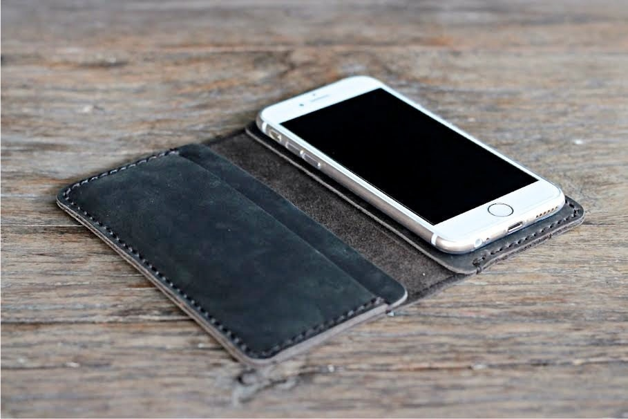 Leather Iphone 6 Wallet For Men Iphone 6 Leather Case Iphone