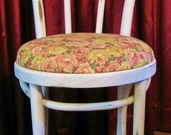 Seller refurbished shabby chic style vintage chair