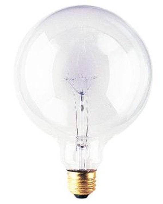 60 watt round clear bulbs for industrial lighting 60 watt. Black Bedroom Furniture Sets. Home Design Ideas