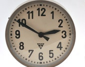 Industrial wall clock Pragotron  PJ 30