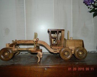Wooden Maintainer